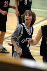 Basketball, Grade 7