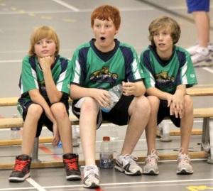 Jordan, Sam, and Will