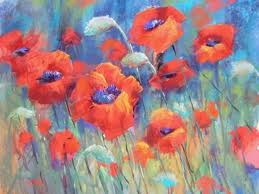 Poppies in Heaven
