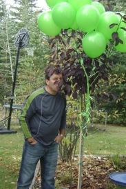 BD Balloons Mur